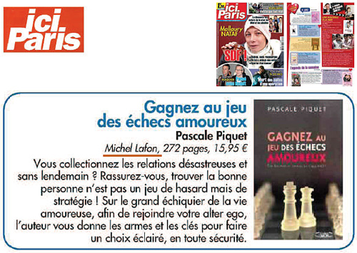 Journal ICI PARIS